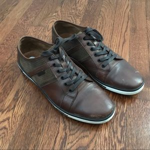 Kenneth Cole Lace Up Casual Sneakers